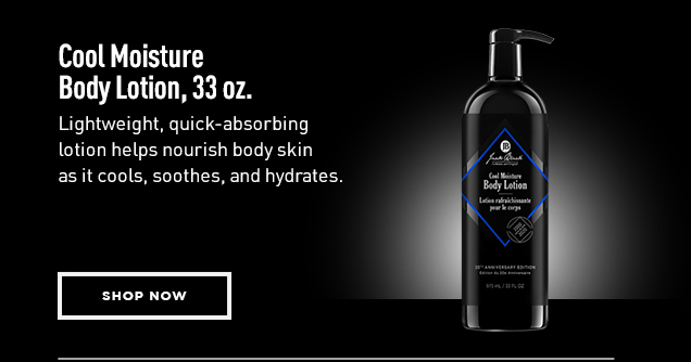 Cool Moisture Body Lotion, 33 oz. Lightweight, quick-absorbing lotion helps nourish body skin as it cools, soothes, and hydrates. Shop Now